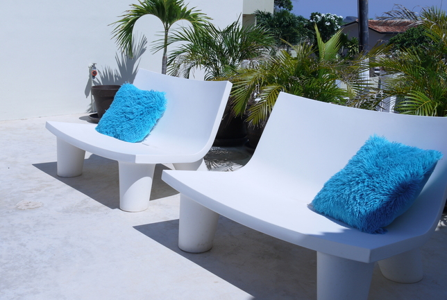 Preview a b pool relax couches villa breeze curacao