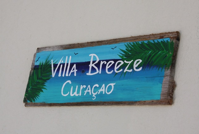 Preview a pool area name villa breeze curacao