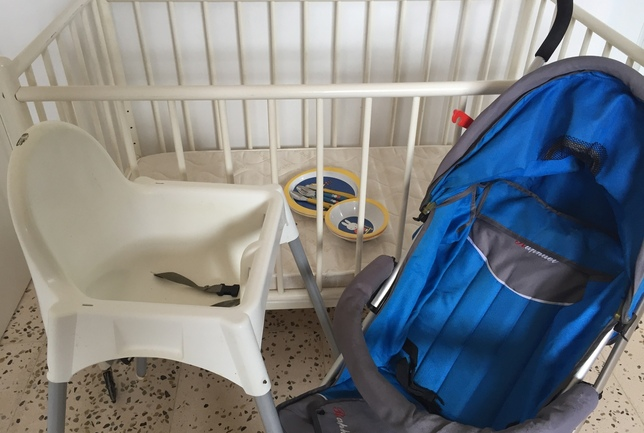 Preview f kids kinderbed kinderstoel buggy villa breeze curacao