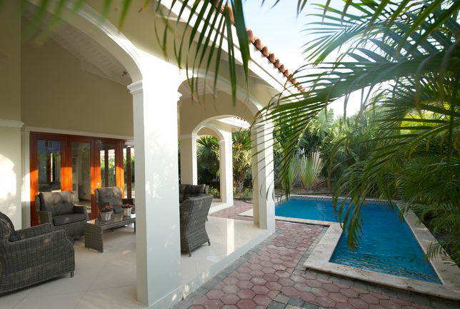 Preview villa with private pool